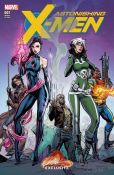 Astonishing X-Men, Vol. 4 #1I