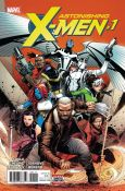 Astonishing X-Men, Vol. 4, issue #1