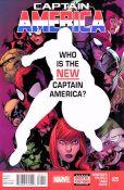 Captain America, Vol. 7 #25A