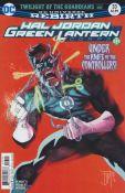 Hal Jordan and the Green Lantern Corps #33A