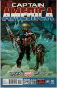 Captain America, Vol. 7 #2C
