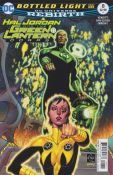Hal Jordan and the Green Lantern Corps #8A