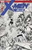 X-Men: Blue #13E