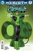 Hal Jordan and the Green Lantern Corps #1B