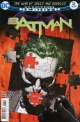 Batman, Vol. 3 #26A