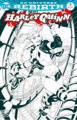 Harley Quinn, Vol. 3 #1W