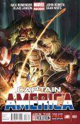 Captain America, Vol. 7 #3A