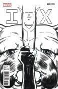 Inhumans vs. X-Men #1C