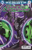 Green Lanterns #19B
