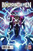 Inhumans vs. X-Men #4A
