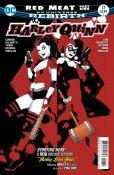Harley Quinn, Vol. 3 #17A