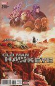 Old Man Hawkeye, issue #2