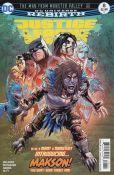 Justice League Of America, Vol. 5 #8A