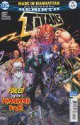 Titans, Vol. 2 #10A