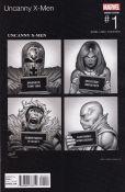 Uncanny X-Men, Vol. 4 #1B