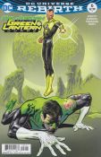 Hal Jordan and the Green Lantern Corps #6B