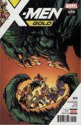 X-Men: Gold, Vol. 2 #12