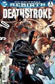 Deathstroke, Vol. 4, issue #1