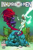 Inhumans vs. X-Men #0A