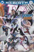Titans, Vol. 2 #3A