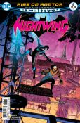 Nightwing, Vol. 4 #8A