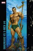 Inhumans vs. X-Men #4F