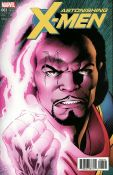 Astonishing X-Men, Vol. 4 #3D
