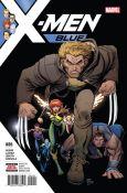 X-Men: Blue #5A
