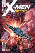 X-Men: Gold, Vol. 2, issue #17