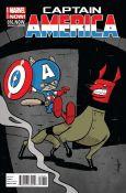 Captain America, Vol. 7 #16D