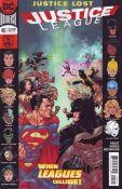 Justice League, Vol. 2 #40A