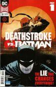 Deathstroke, Vol. 4 #30D