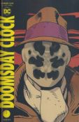 Doomsday Clock, issue #1