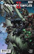 Batman / Teenage Mutant Ninja Turtles II, issue #6