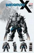 Weapon X, Vol. 3 #11B