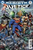 Justice League, Vol. 2 #20B