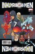 Inhumans vs. X-Men #1F