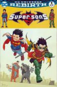 Super Sons #1G