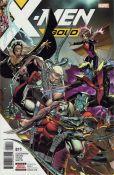 X-Men: Gold, Vol. 2 #11A