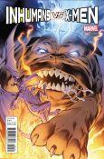 Inhumans vs. X-Men #0B