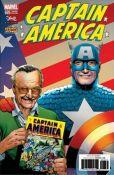 Captain America, Vol. 1 #695K