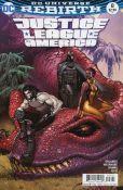 Justice League Of America, Vol. 5 #8B