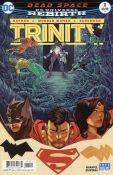 Trinity, Vol. 2, issue #11