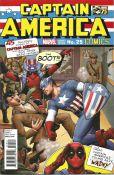 Captain America, Vol. 7 #25D