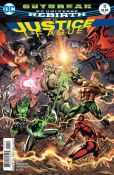 Justice League, Vol. 2 #11A