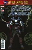 Captain America: Steve Rogers, issue #16