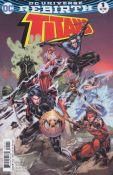 Titans, Vol. 2 #1A