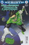 Hal Jordan and the Green Lantern Corps #8B