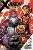 X-Men: Gold, Vol. 2 #5A