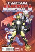 Captain America, Vol. 7 #6B